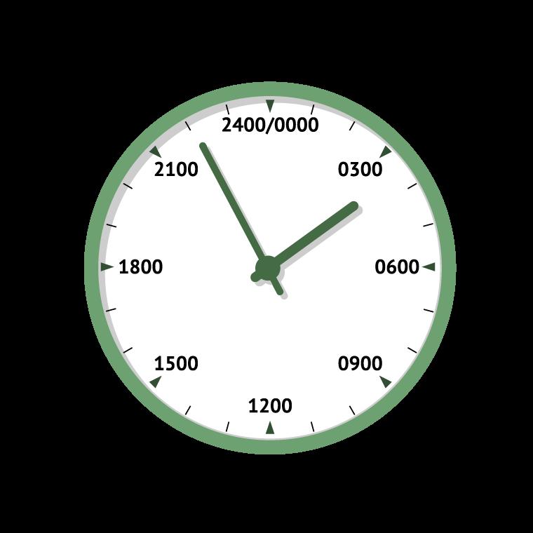 24hr-clock